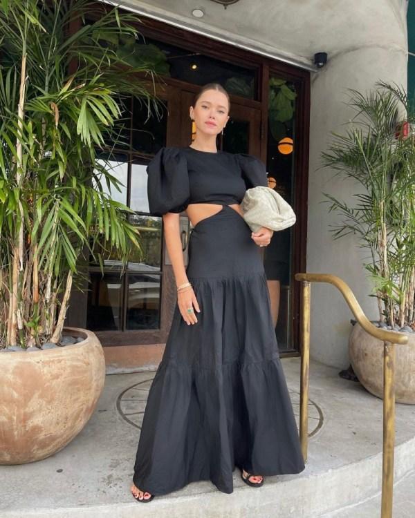 The Cut-Out Dress: Valeria Lipovetsky