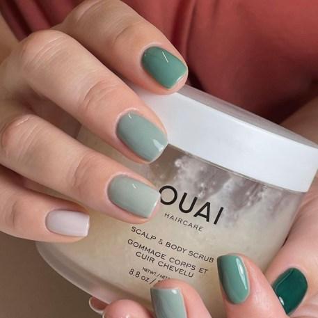 Autumn 2021 Nail Art Trends: Tonal Nails by Jayne Todman