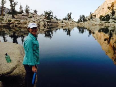 Lone Pine Lake - So worth it!