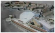 Maqueta de la ciutat de Pèrgam