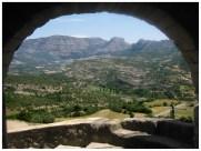 Roda d'Isàvena i la Serra de Sis
