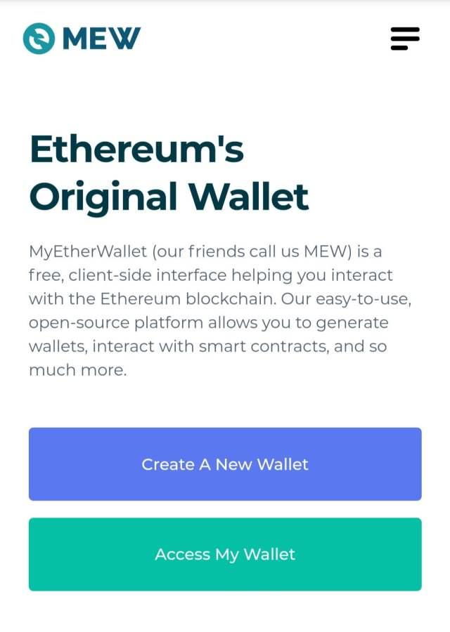 كيفية إنشاء محفظة الاثريوم Myetherwallet خطوة بخطوة: دليل المبتدئين 2019 2