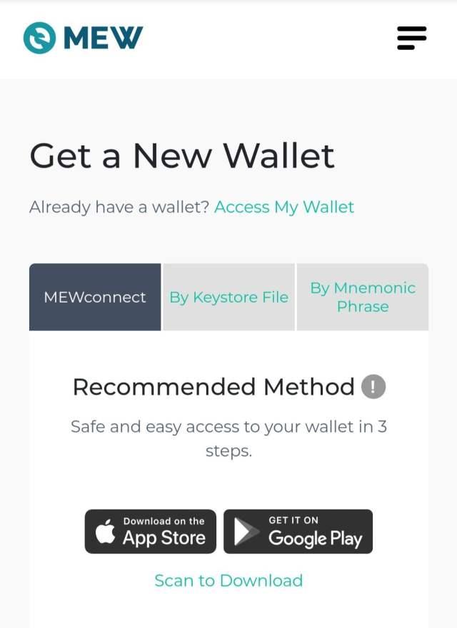 كيفية إنشاء محفظة الاثريوم Myetherwallet خطوة بخطوة: دليل المبتدئين 2019 7