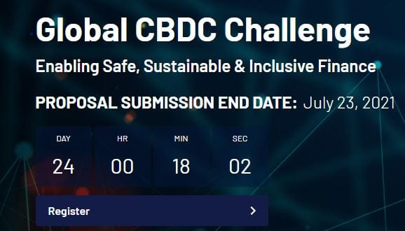 Global CBDC Challenge Launches For Fintech Startups