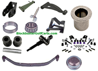 Club Car Golf Cart Parts and Accessories | Batteries