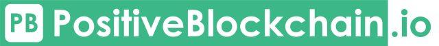 Positive Blockchain Logo