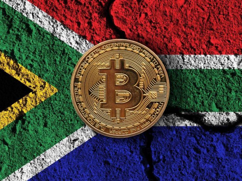 Afrique du Sud cryptomonnaies