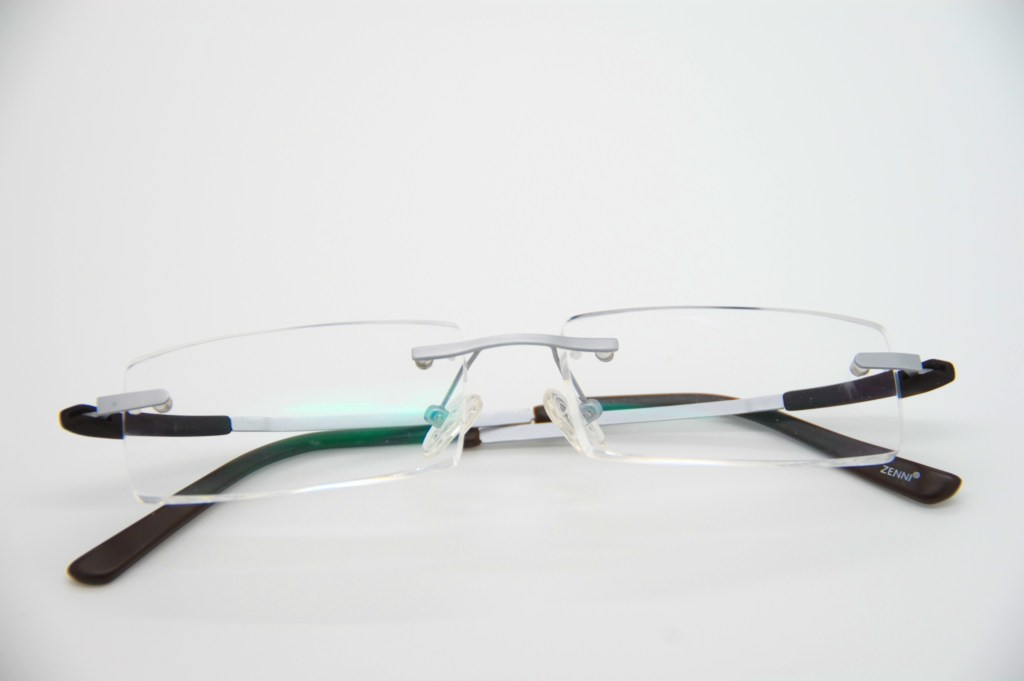 Zenni Optical glasses