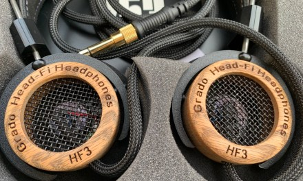 Grado HF-3 Headphone Review