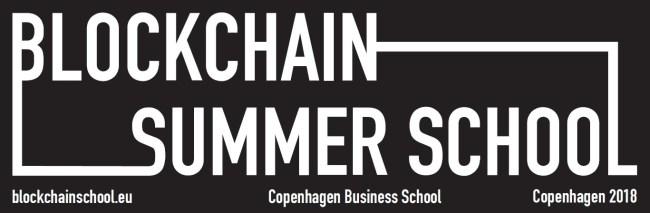 Blockchain Summer School