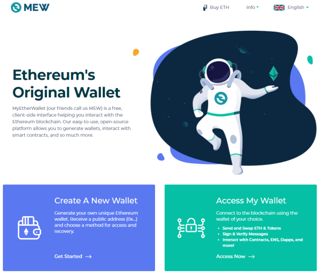 myetherwallet best multi cryptocurrency wallets