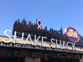 Any chance to have Shake Shack is a must!