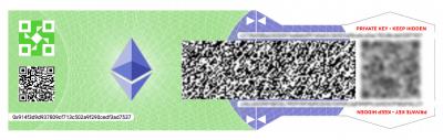 papier ethereum wallet