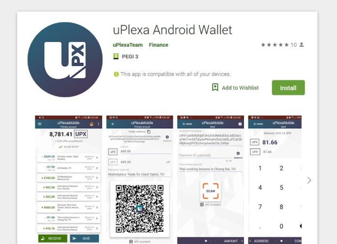 Android Wallet