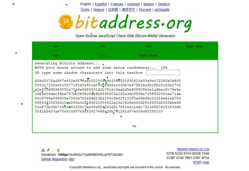 Bit Address