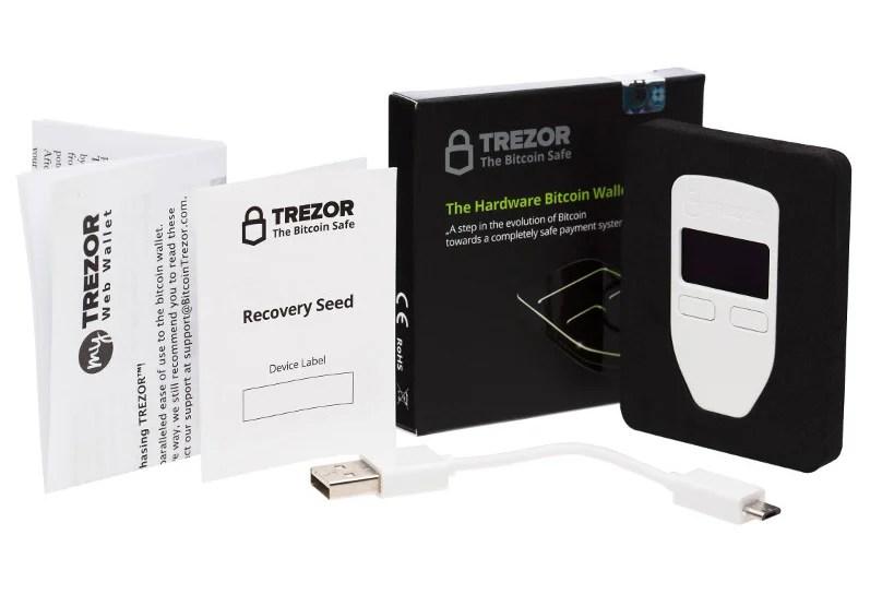 Trezor Box