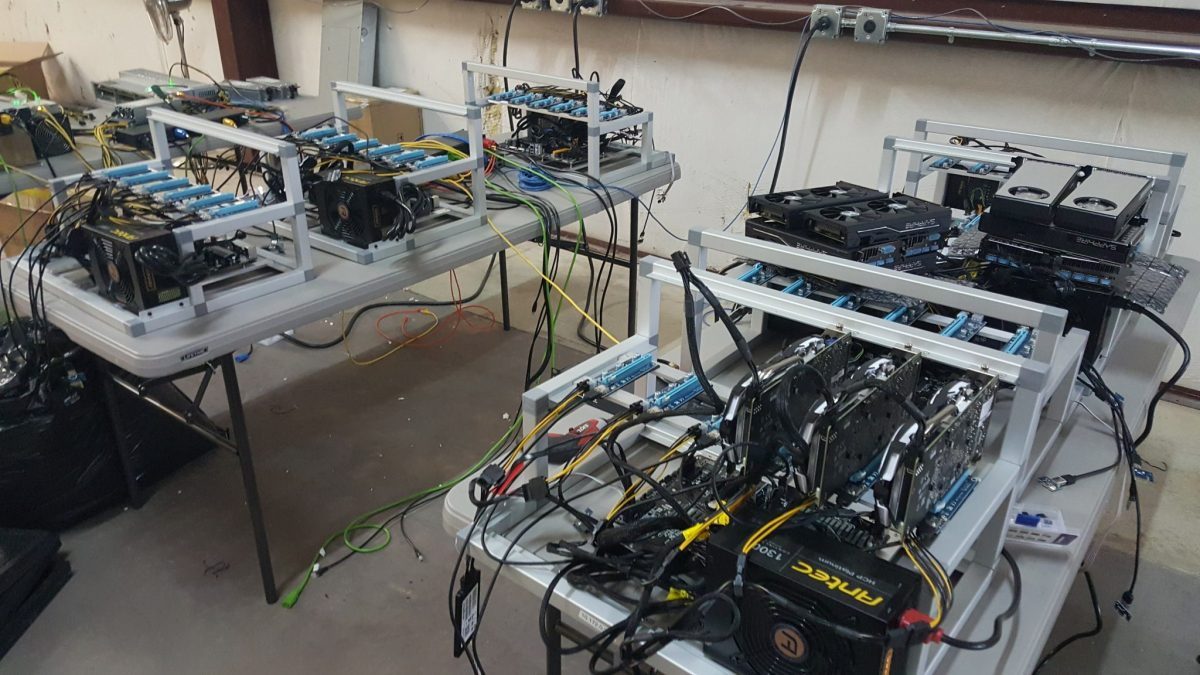 GPU Mining Zcash and Ethereum with EthosDistro and AMD RX470 on 6 GPU Rig