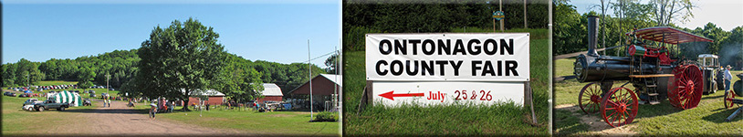 Ontonagon, MI County Fair