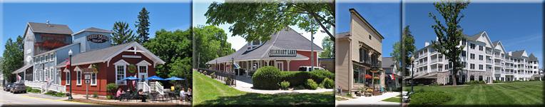 Elkhart Lake, Wisconsin Attractions