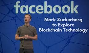 Facebook Implementing Blockchain Technology
