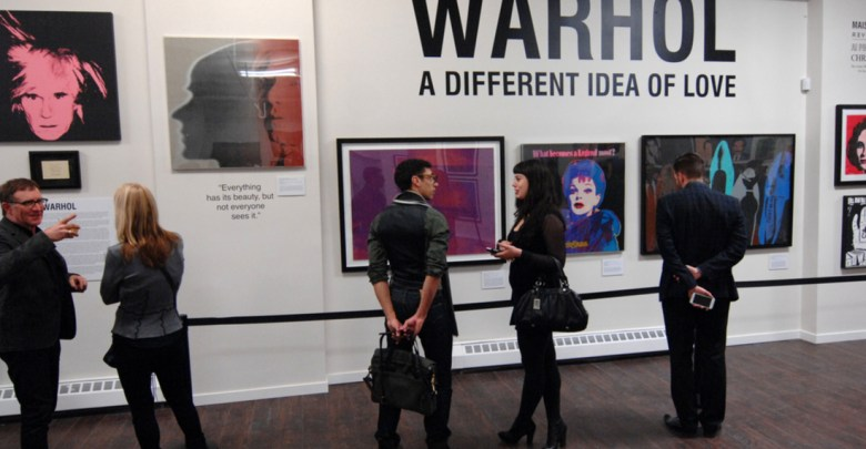 Photo of Blockchain Fighting Art Fraud – Ethereum Blockchain to be Used for Auctioning Andy Warhol Art
