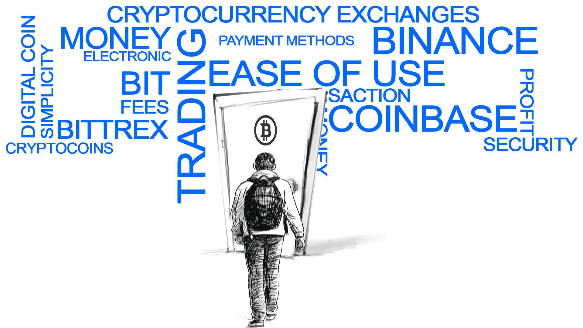 popular bitcoin exchanges