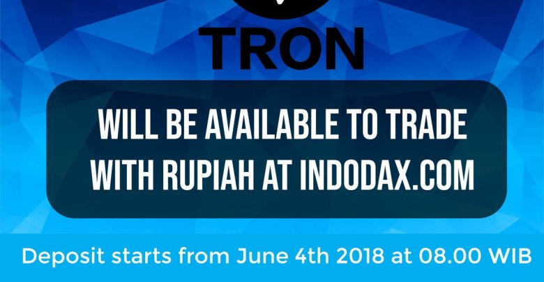 Photo of TRON Expands to Indonesia, Pairing TRX with Rupiah
