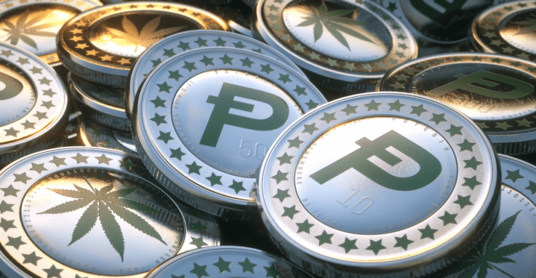 PotCoin an ultra-secure digital cryptocurrency, network and banking solution for the $100 billion global legal marijuana industry.