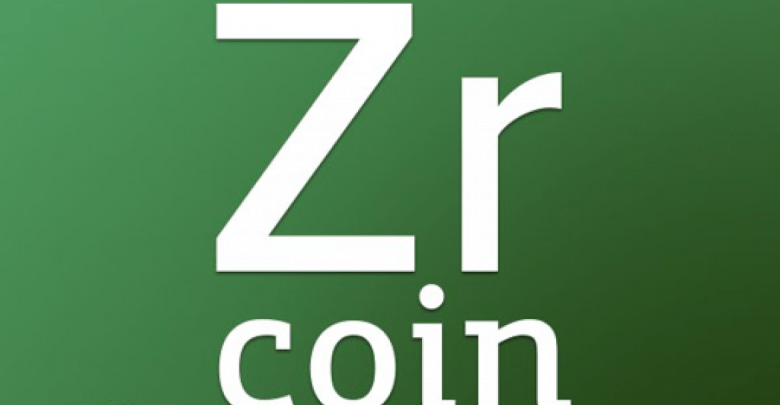 The ZrCoin: Token Backed By a Zirconium Oxide Factory