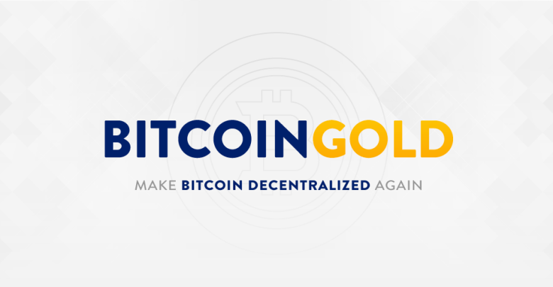 Bitcoin Gold - Make Bitcoin Decentralized Again