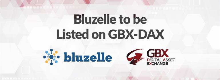 GBX Digital Asset Exchange (DAX) Integrates Trading Options For Bluzelle Tokens (BLZ)