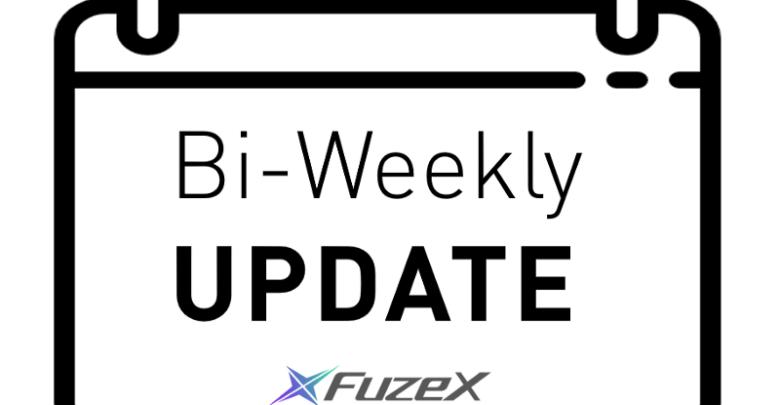 FuzeX Releases its Bi-Weekly Update