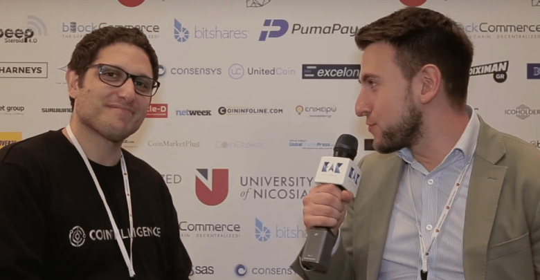 Exchange Ratings System to Go Live in 2019, Says Cointelligence CEO on Yavin