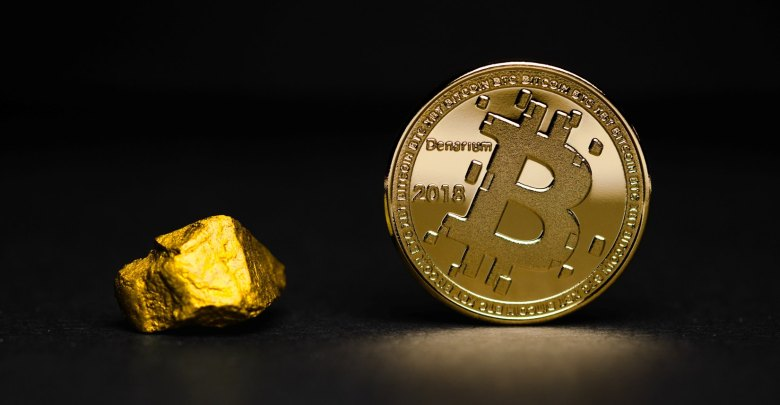 Someone Puked $1.5 B in Gold & Bought Bitcoin