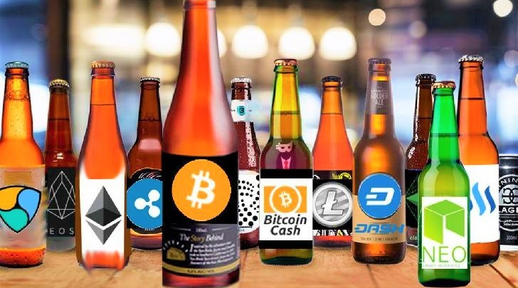 Beer Over Blockchain Company Behind Budweiser Invests in Tech