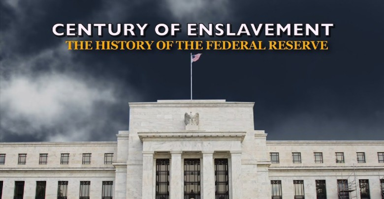 100 Years of Enslavement - United States Federal Reserve