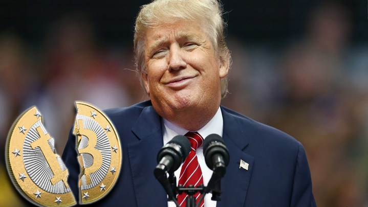 Photo of Bitcoin (BTC) Price Falls and Trump Might Just be the Reason
