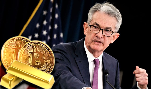 Bitcoin vs Gold Fed Reserve Chairman's Comparison is a Win for BTC