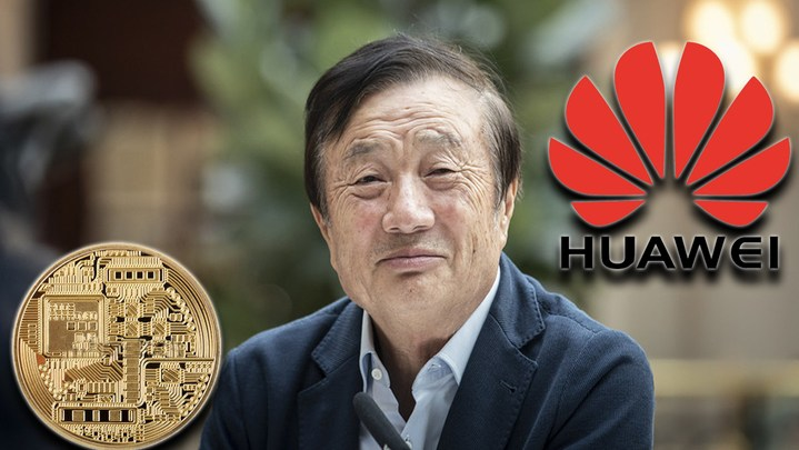 U.S.-China Crypto War Huawei CEO Wants to Rival Libra