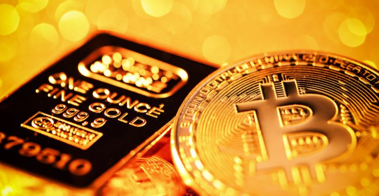 Bitcoin's Digital Gold Tag Put to Test As Gold Price Spikes