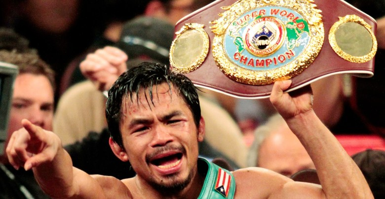 Photo of Pacquiao Throws a 'Crypto Jab' – Mass Adoption Finally on the Cards?