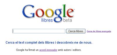 Google Llibres