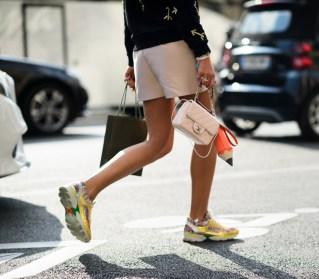 SportChic (zapatillas) StreetStyle •blocnblog•MODA+it