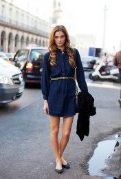 #LDD Little Denim Dress