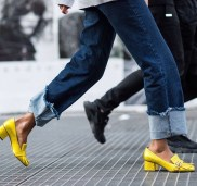 gucci-loafers-yellow-mid-chunky-heel