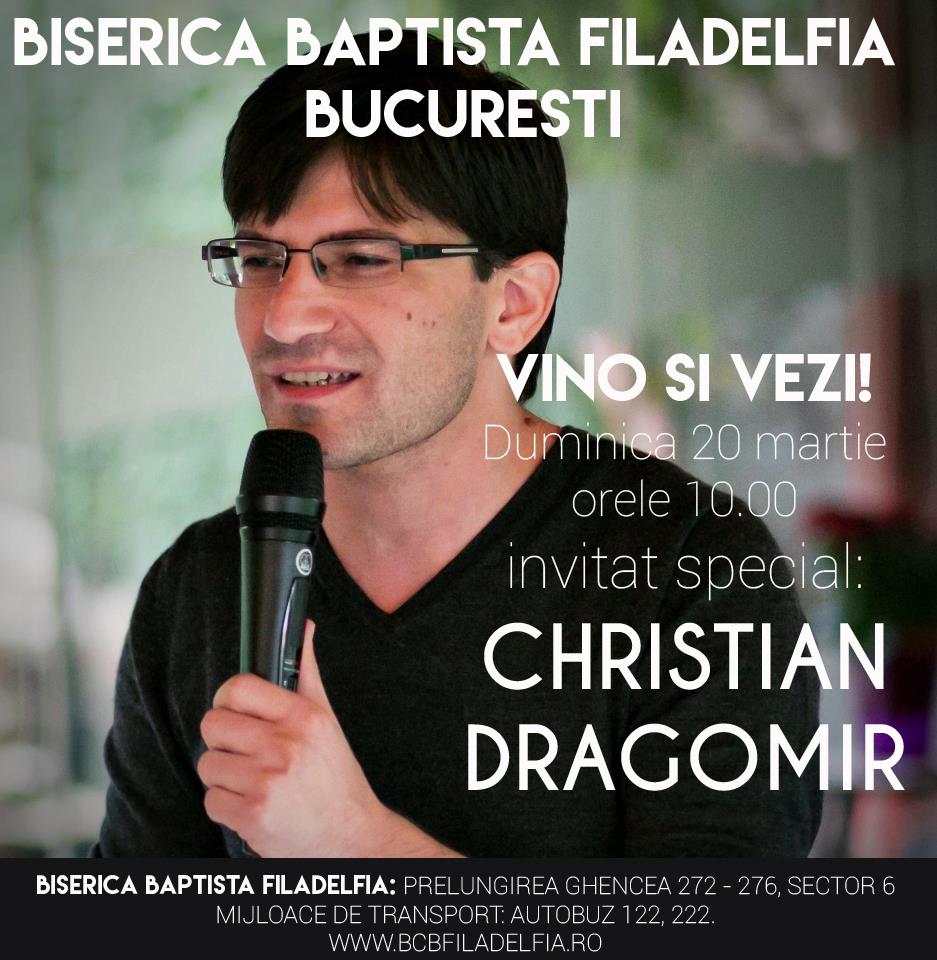 christian dragomir BCB FILADELFIA