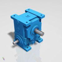 """Blocos FP 3D:  Redutor de Rosca Sem-Fim 12 Tamanhos 4""""a 9"""" 3D [ipart]"""