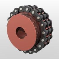Blocos FP 3D:  Acoplamento de Corrente