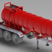 Blocos FP: Semi-Reboque Caminhão Tanque