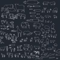 Blocos FP: Animais
